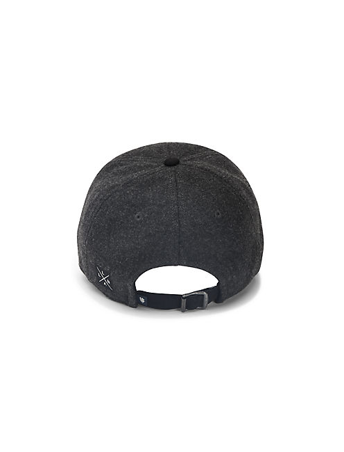 WOOL BASEBALL HAT,
