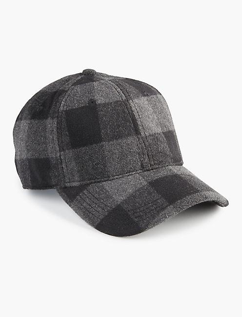 BUFFALO CHECK HAT,