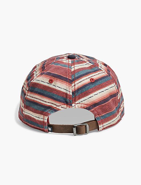WASHED FLAT BRIM HAT,