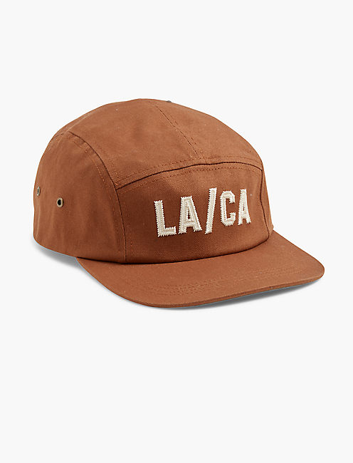 LA/CA 5 PANEL HAT,