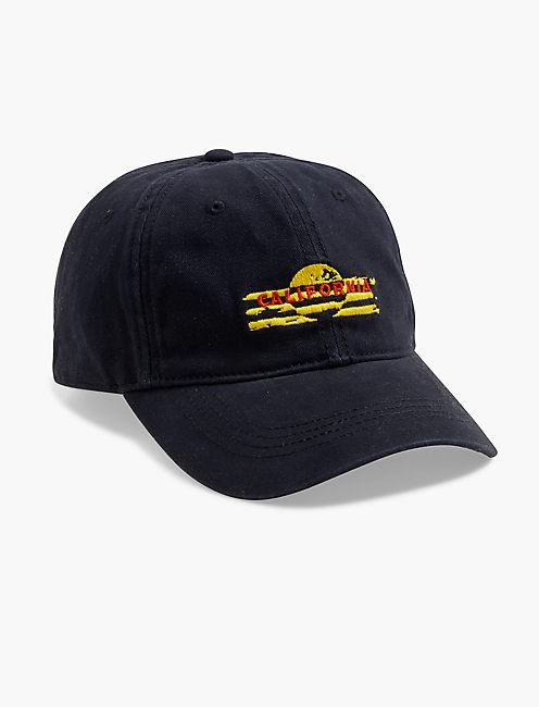 CALIFORNIA BASEBALL HAT,