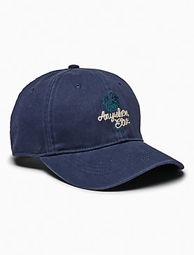 ANYWHERE ELSE BASEBALL HAT