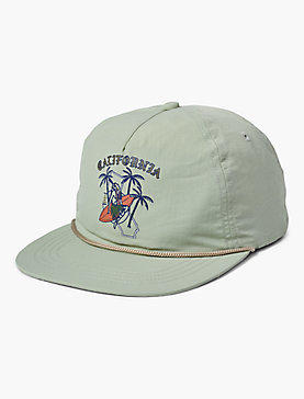 CALIFORNIA NYLON HAT