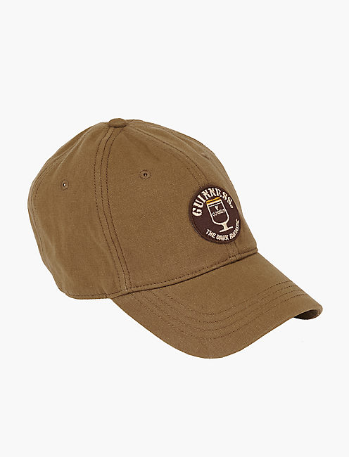 CANVAS GUINNESS BASEBALL HAT,