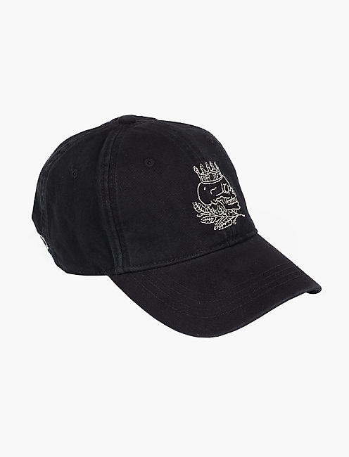 SKULL EMBROIDERY HAT,
