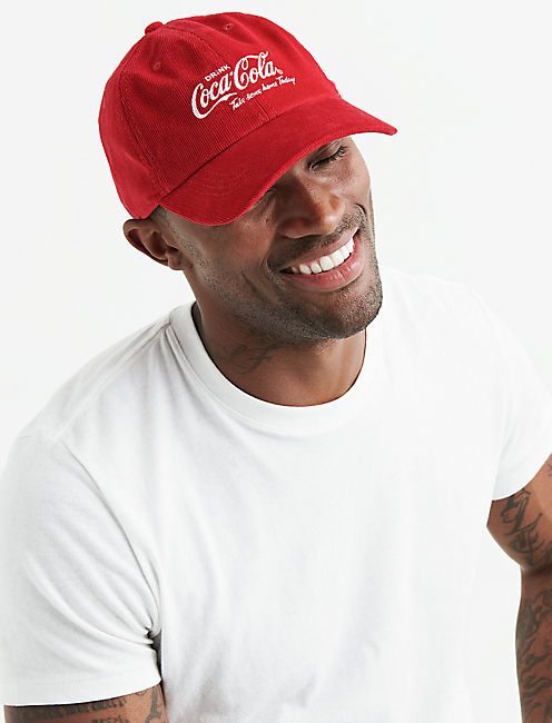 Coca Cola Baseball Hat