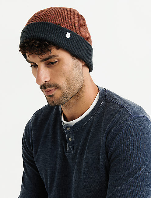Lucky Colorblock Beanie