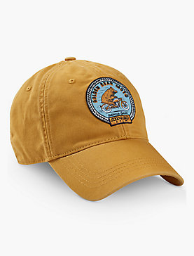 MOTO BEAR BASEBALL HAT