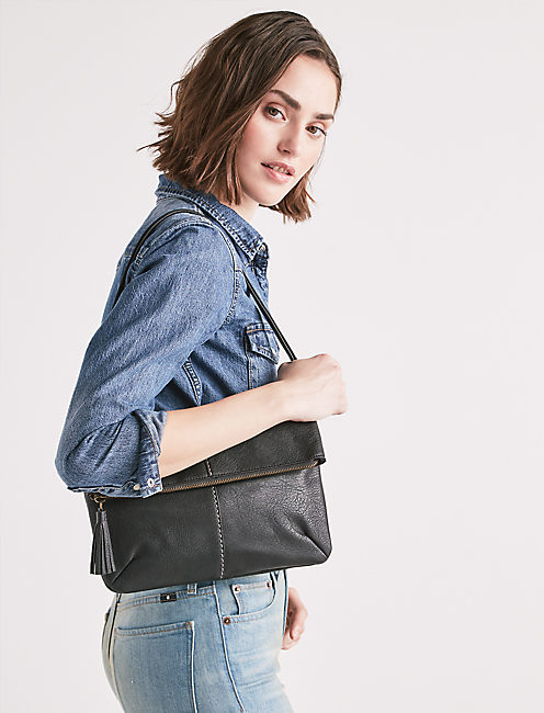 Lucky Fold Shoulder Bag