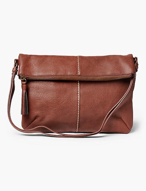 FOLD SHOULDER BAG,