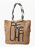 BEACH FABRIC TOTE,