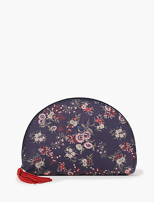 ENGLISH DAISY LARGE POUCH,