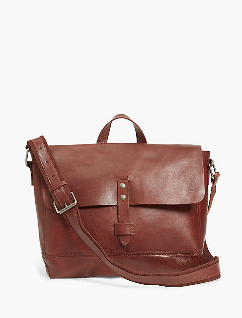 HIGHLAND MESSENGER BAG,