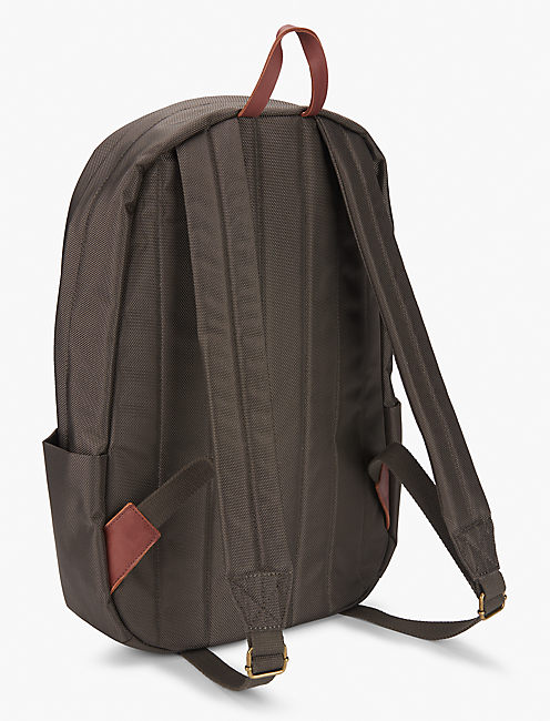 Lucky Nylon Zip Around Backpack