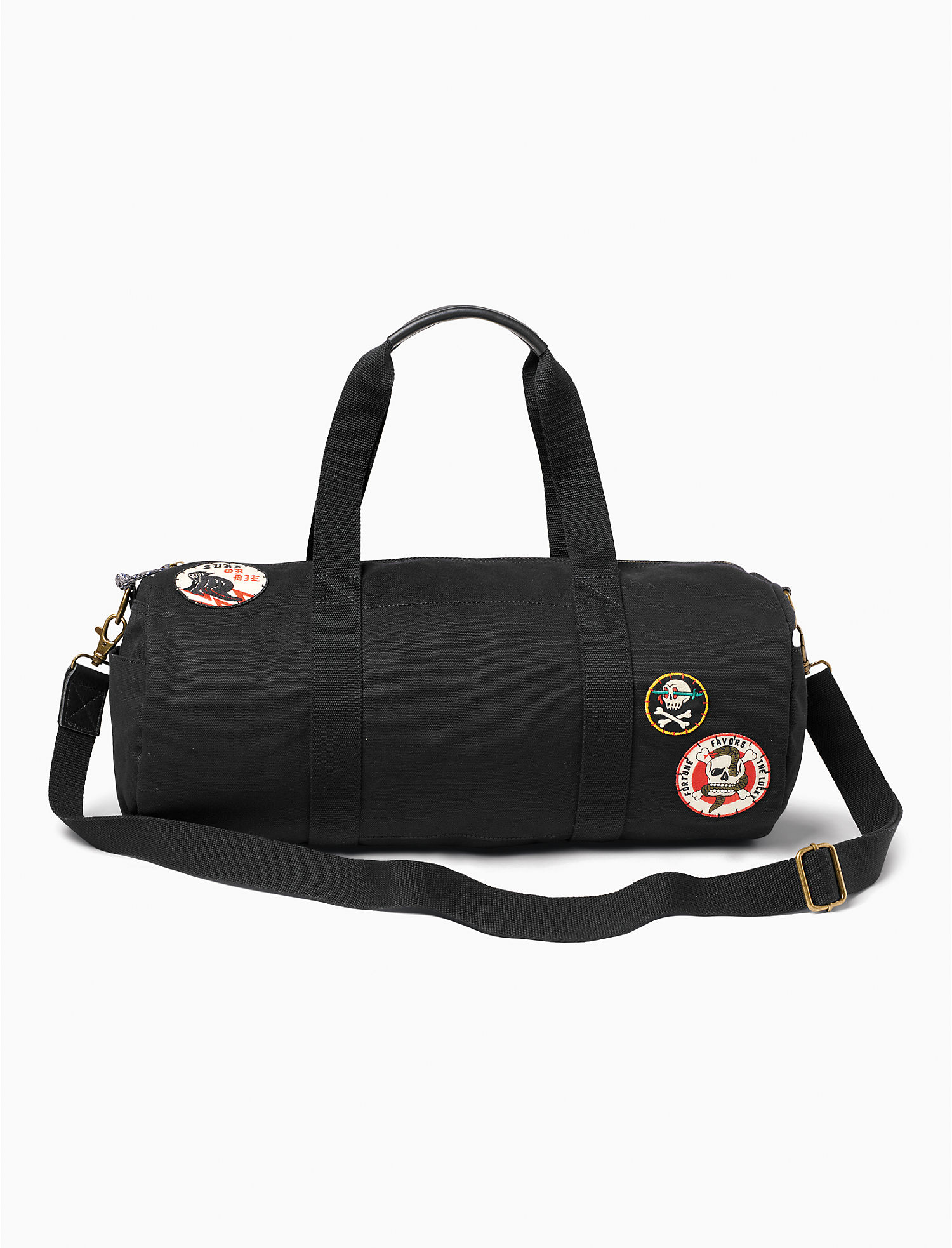 Patch Men S Duffle Bag