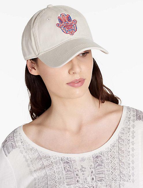 LUCKY HAMSA BASEBALL HAT