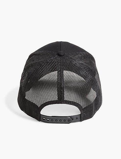 WHISKEY TRUCKER HAT,