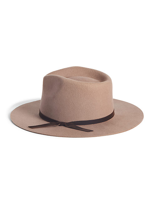 POINT CROWN STRUCTURE HAT,
