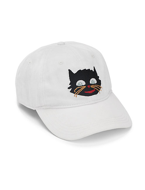 Lot, Stock And Barrel LUCKY CAT BASEBALL HAT,