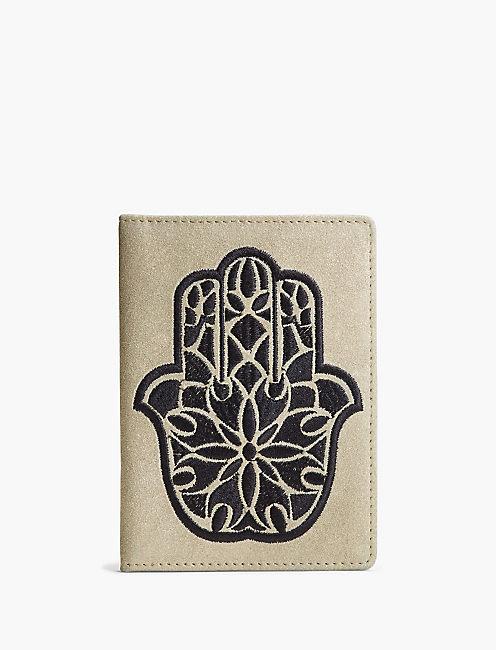 HAMSA PASSPORT COVER,