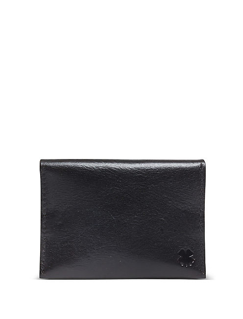 HIGHLAND CARD CASE, BLACK