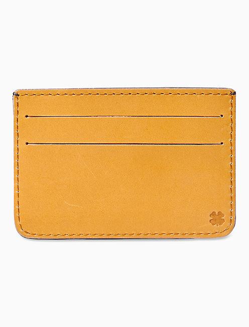 TROPICAL CARD CASE,