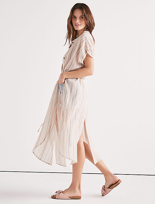 STRIPED DUSTER,