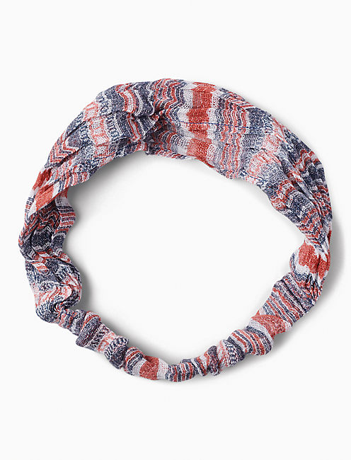 STRIPE HEADSCARF,