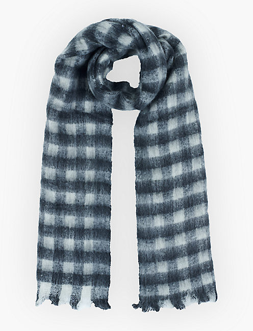 BUFF CHECK SCARF,