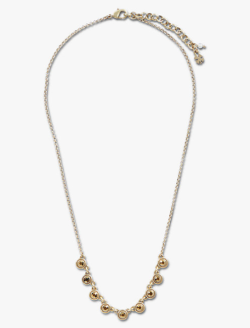 PAVE COLLAR NECKLACE,