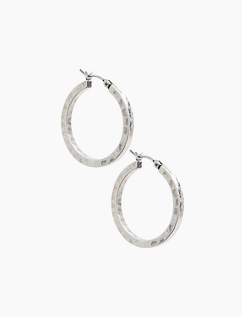 SMALL ROUND HOOP,