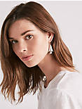 PETAL DROP EARRING,