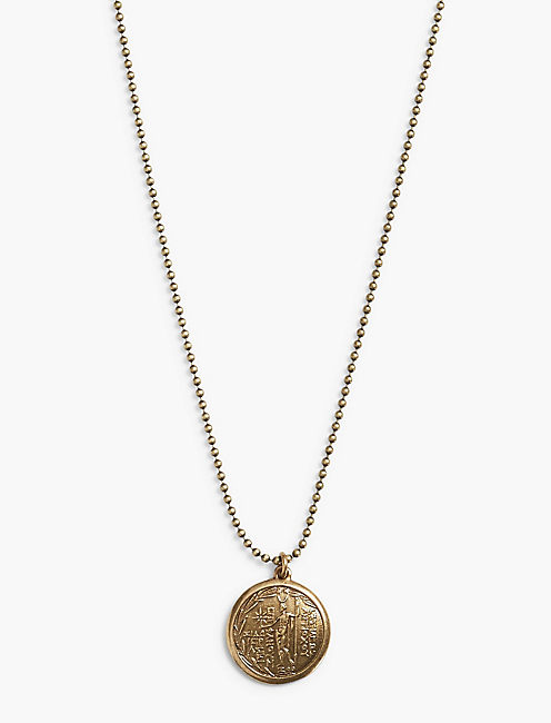 ST CHRISTOPHER NECKLACE,