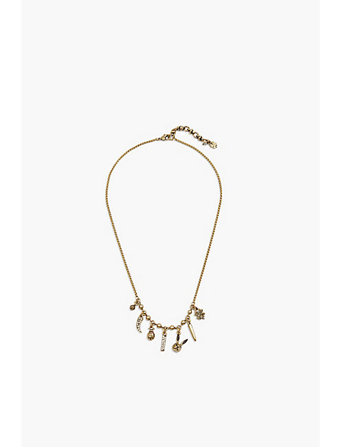 LUCKY CHARM NECKLACE,