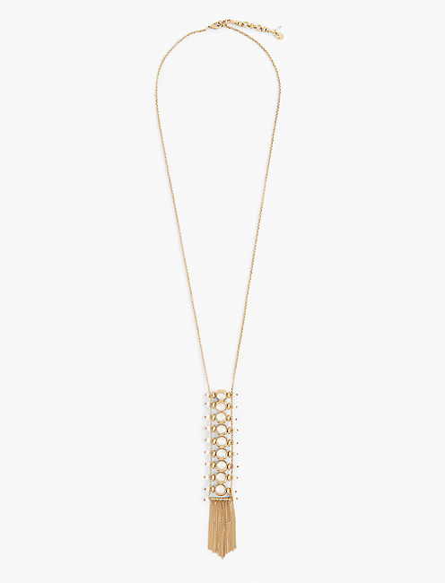 LADDER NECKLACE,