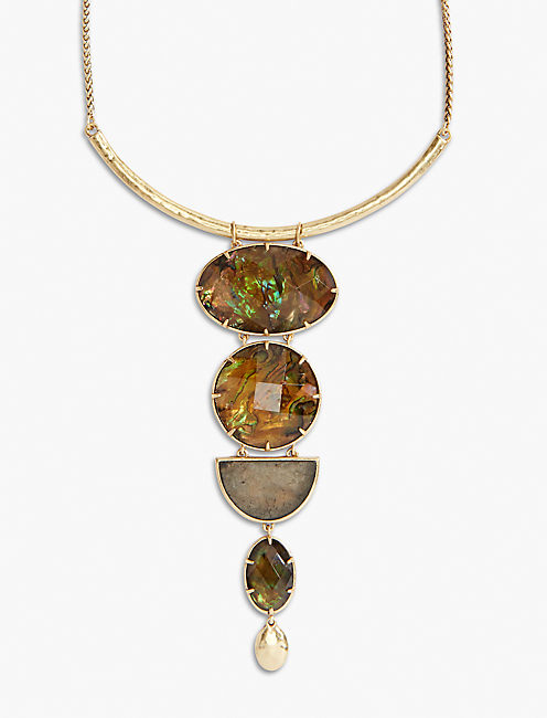ABALONE NECKLACE,