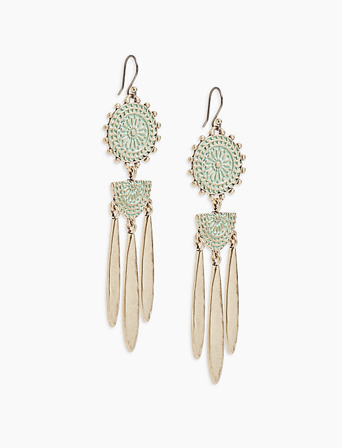 PETINA CHANDELIER EARRING,