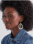 ORBITAL DROP EARRING,