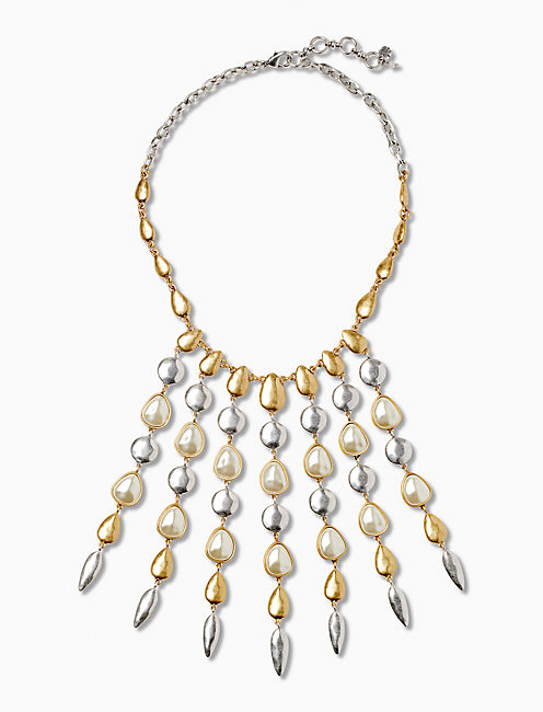 PEARL STATEMENT NECKLACE,
