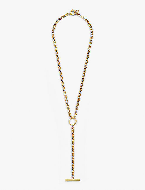 CHAIN Y NECKLACE,