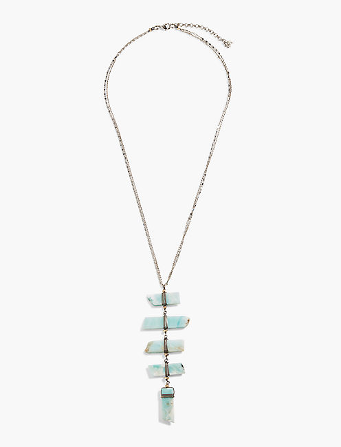 STONE Y NECKLACE,