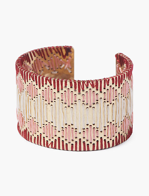 THREADED STATEMENT CUFF,