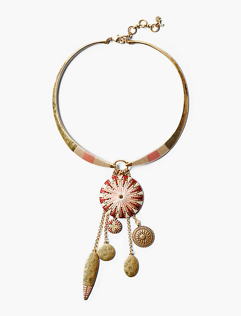 CHARM NECKLACE,