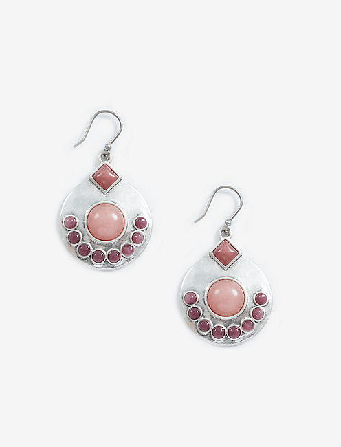 SET STONE EARRING,