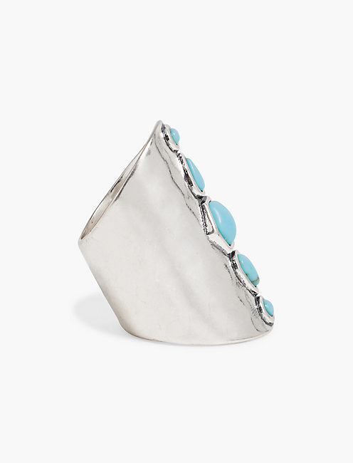 TURQUOISE RING,