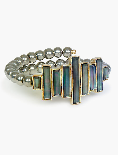DECO STATEMENT CUFF,