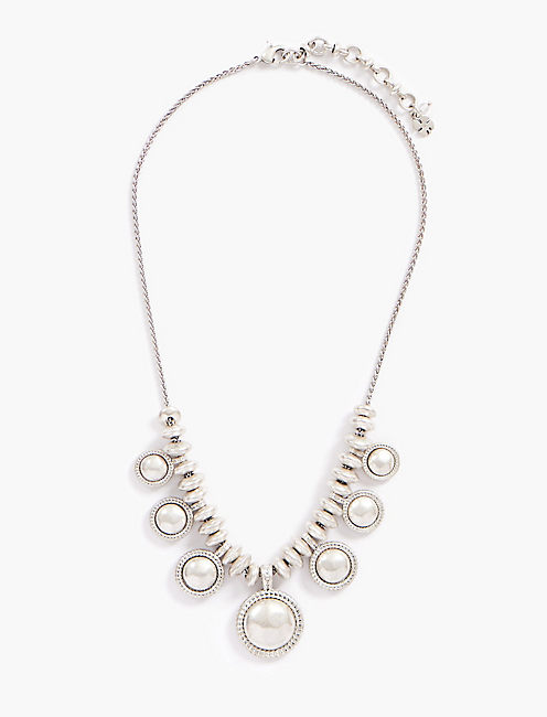CHAIN COLLAR NECKLACE,