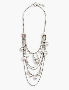 CHAIN BEAD NECKLACE