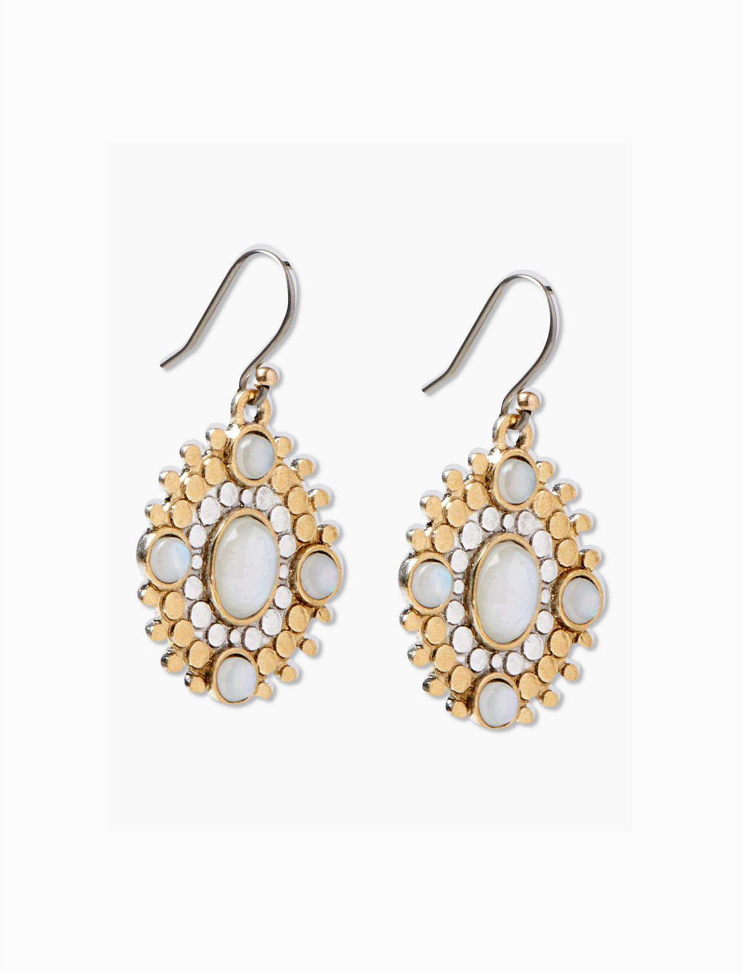Dot Drop Earrings | Tuggl