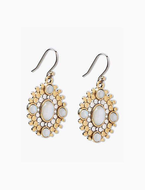 DOT DROP EARRINGS,